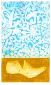 Joy(HerShoe)PaperLithography