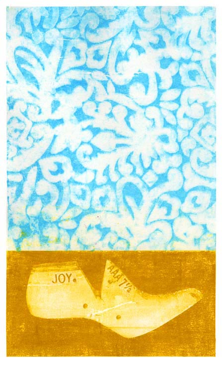 Joy(HerShoe)PaperLithography