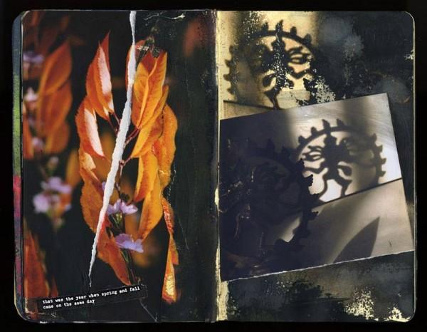 Leaves-in-Journal