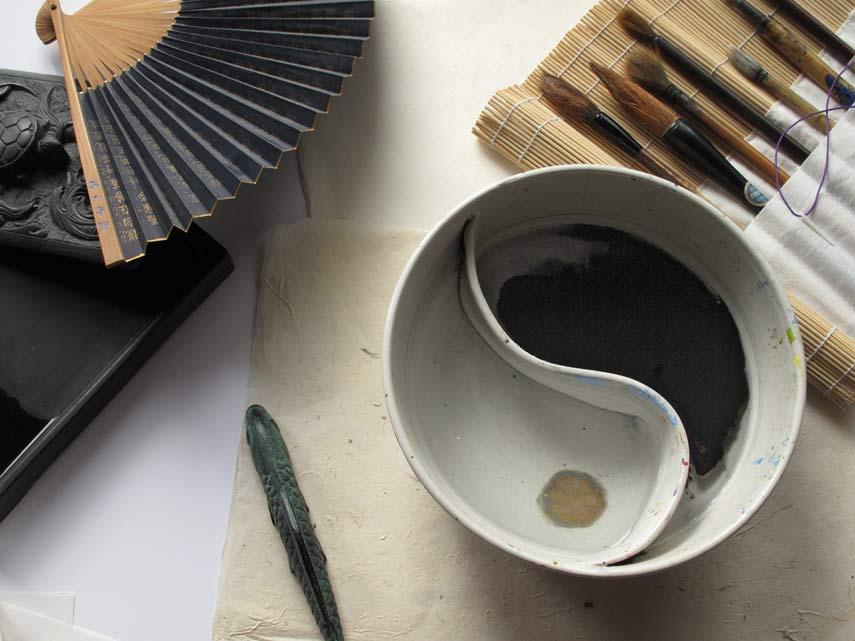 Tools Of Zen Calligraphy