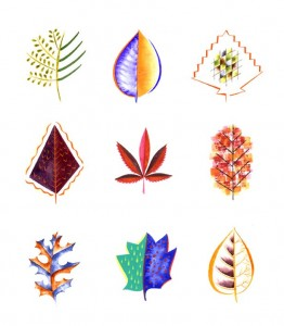 Leaves_Gouache_Painting