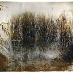 The Reeds, transfer print