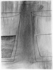 Waterglass Drawing 2