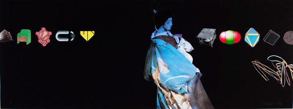 Blue_Kimono_Richie Kehl_Collage