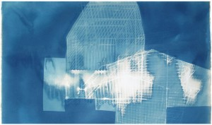 Architectural-Cyanotype
