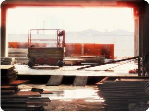ChineseGate_ConstructionSiteDocumentation