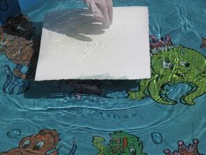 Making-art-in-a-Kiddie-Pool