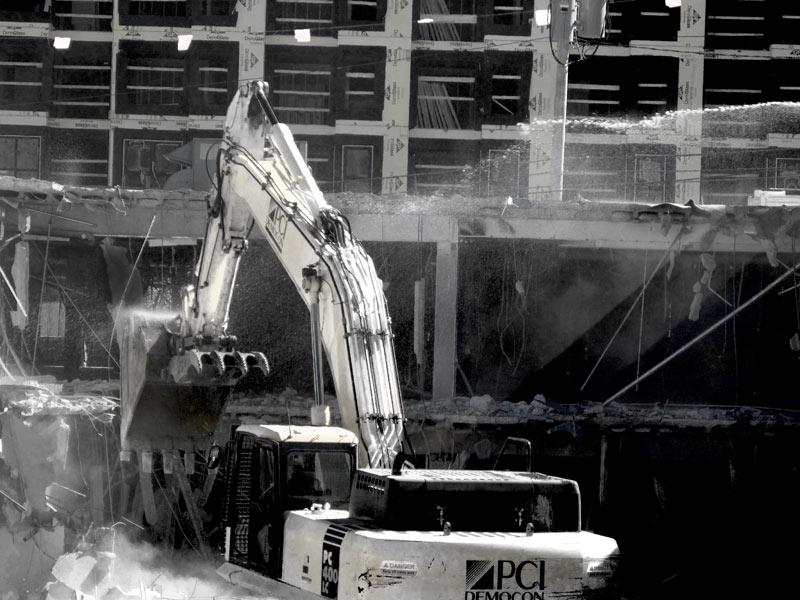 Demolition_Documentation_Westlake Construction Site