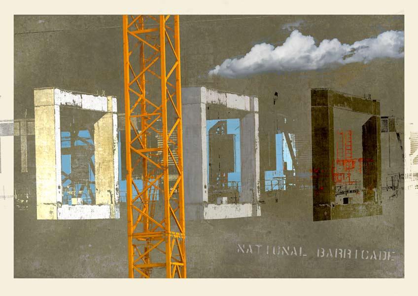 Concrete Forms Study: University of Washington Stadium