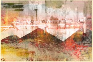 Art about infrastructure, Iskra Print Cement plant