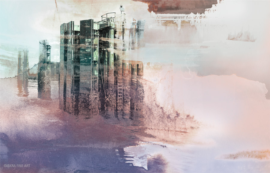 Morning Gate, Iskra Fine Art Print