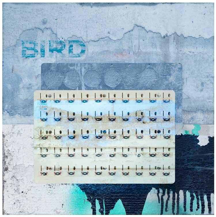 """Bird,"" Archival Pigment Print © Iskra Johnson"