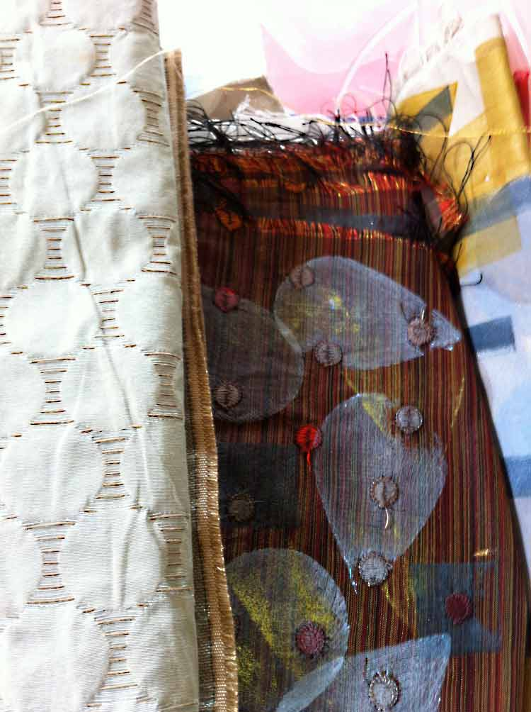 Fabric for printing