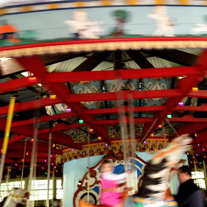 Carousel At Dumbo