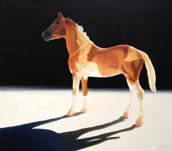 Breyer Paint Horse ©Rachel Maxi