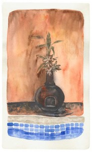 The Mexican Vase_Watercolor