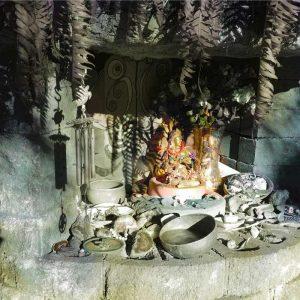 The Light of December Devotional Altar