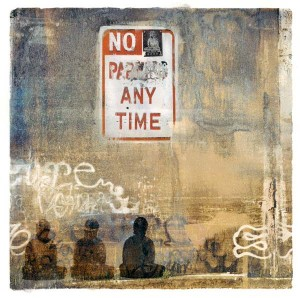 Banksy Was Not Here collage