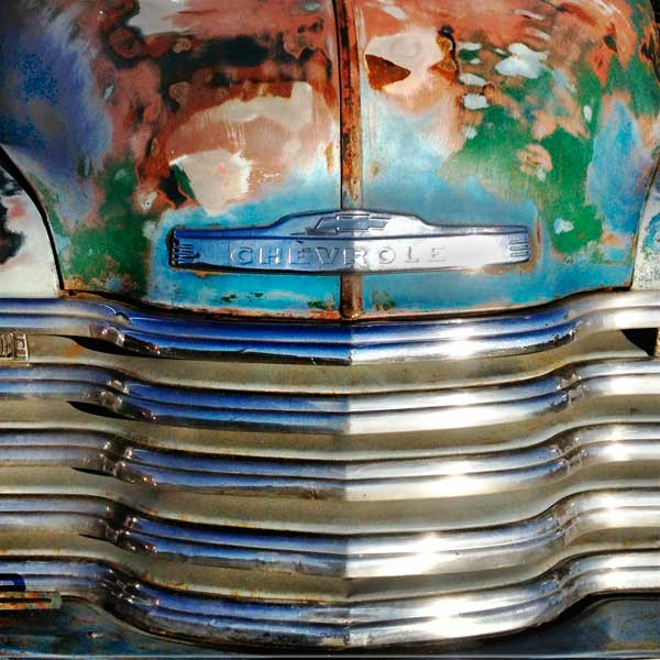 Chevy 3600 Grille