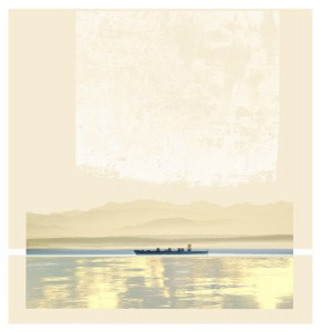 The View From Ebey's, Archival Pigment Print, Iskra