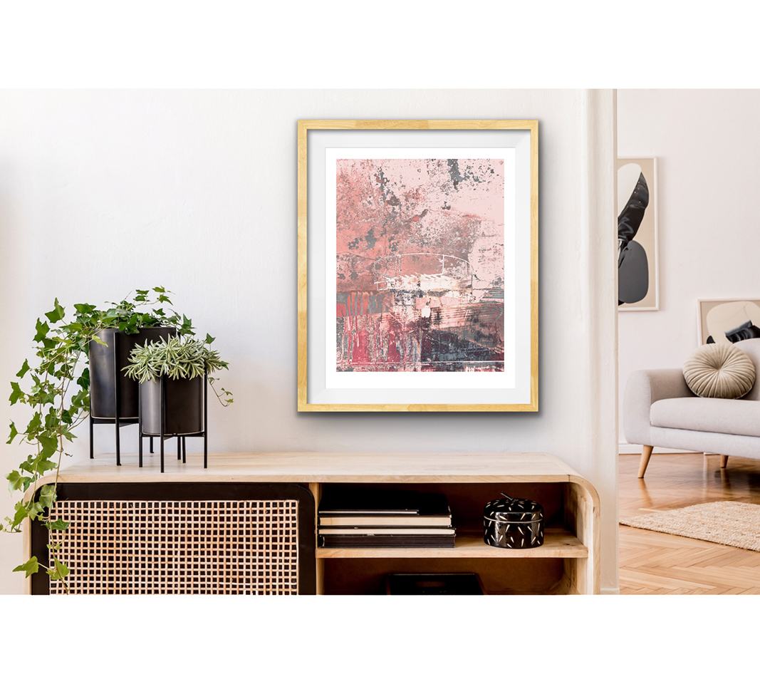 Armature 3 in Room, print by Iskra