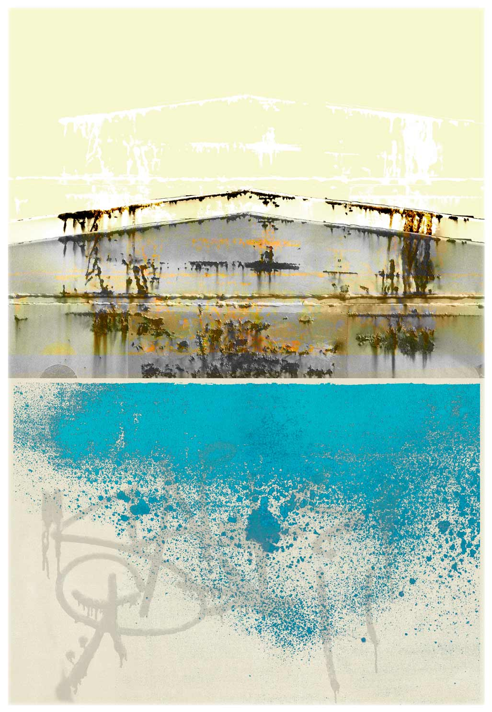 """Dwell,"" © Iskra Johnson, archival pigment print"