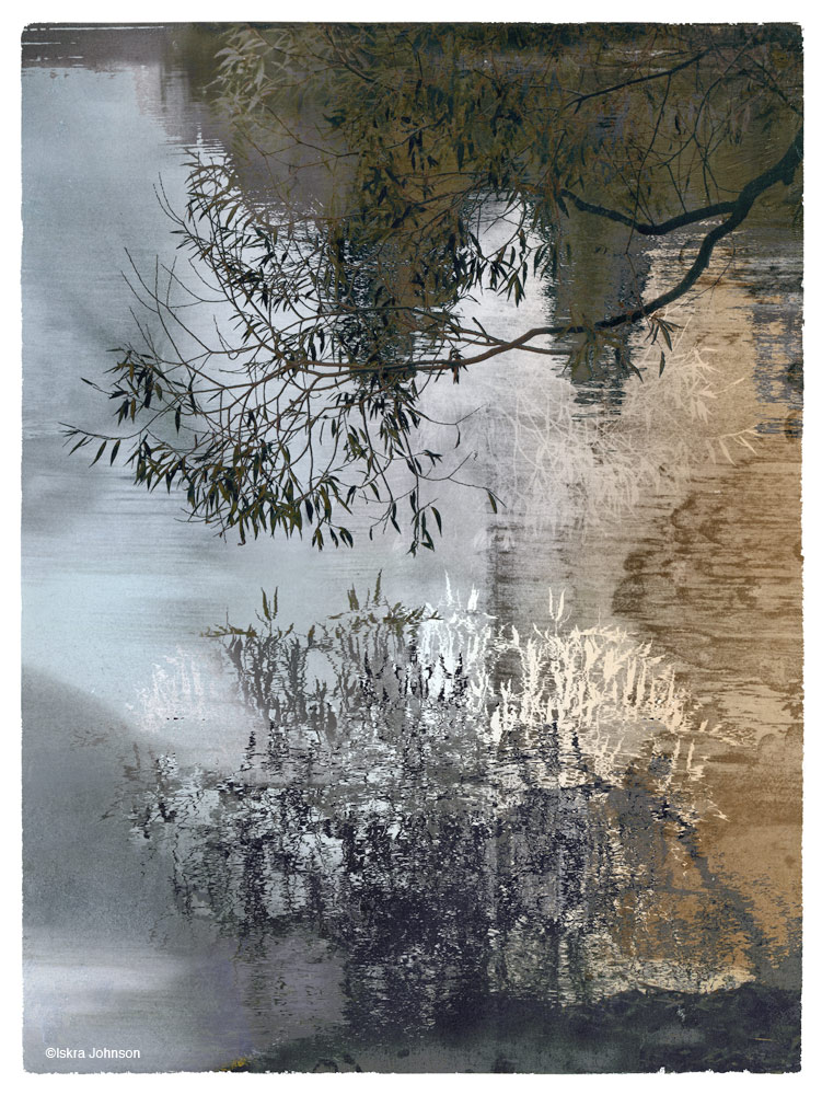 The Willows, limited edition print by Iskra