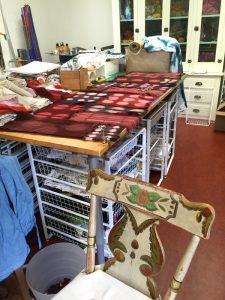 Patti King Textile studio