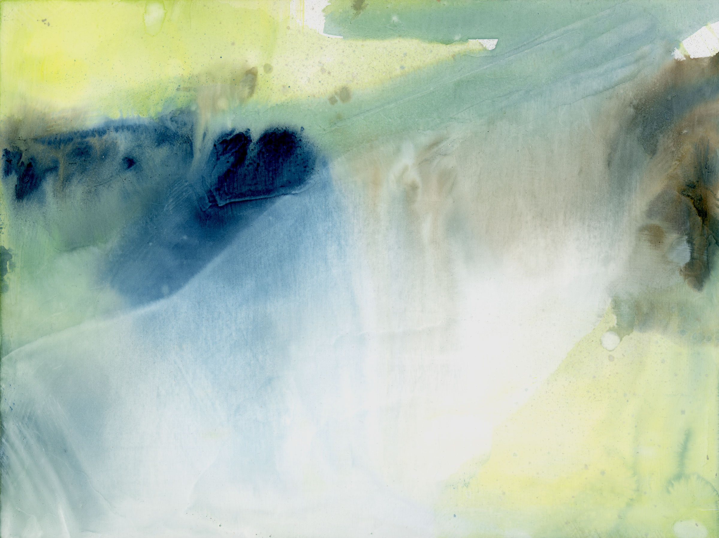 Wave Painting 3 by Iskra