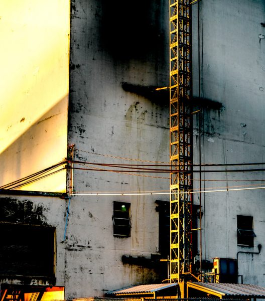 Industrial Light Photograph by Iskra Johnson