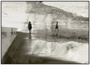 Tidal Photo Art by Iskra