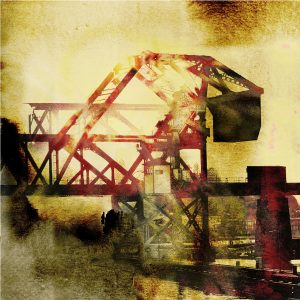 Counterweight, limited edition print byIskra
