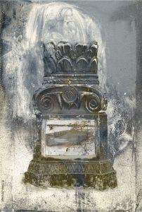 Industrial Object No.17 Iskra Print