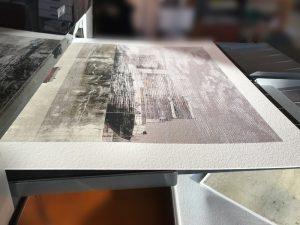 Iskra Print Studio process