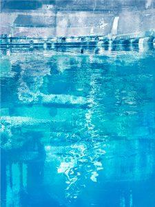 Blue Buoys Iskra Fine Art at Taste