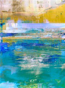 Salmon Bay print by Iskra at Taste/SAM Gallery