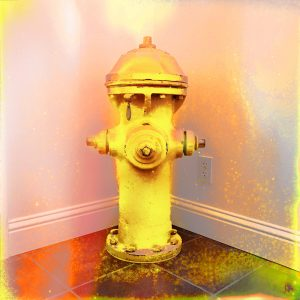 My hydrant iskra collection