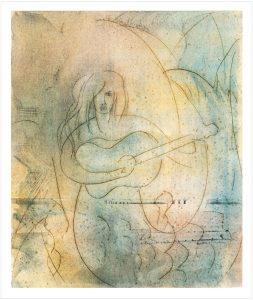 Muse Mermaid by Iskra