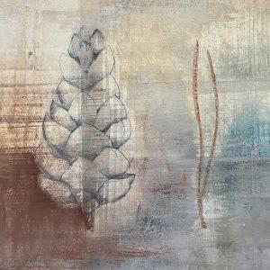 Pine Form Study by Iskra