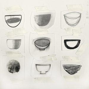 Vessels symbol study by Iskra