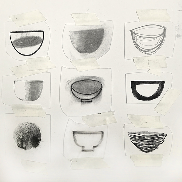 Vessels symbol study by Iskra