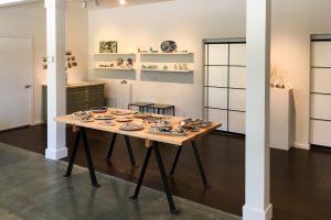 Modern Glaze studio North Seattle Arts Tour