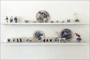 Brodax Modern Glaze platters