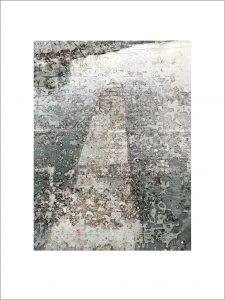 Harbor Walk (Hudson Bay) print by Iskra