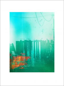 Island Portal (Vashon),print by Iskra
