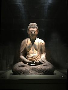 Buddha at Seattle Asian Ast Museum