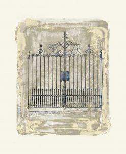 Il Cancello 2 Print By Iskra