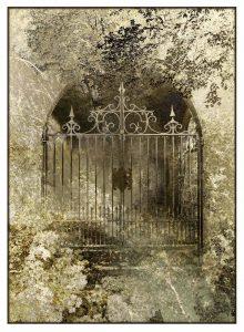 Il Cancello Print By Iskra