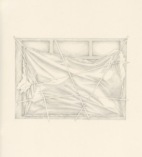 Under Wraps truck drawing by Iskra