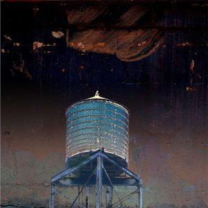 Sera 1 Water tower print by Iskra